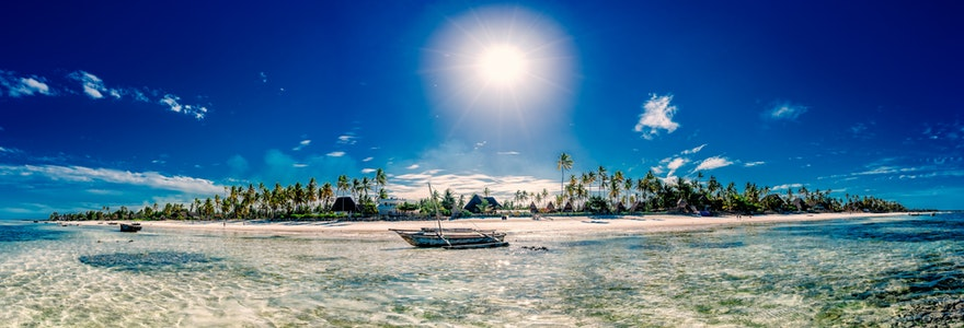 circuit sur mesure à Zanzibar